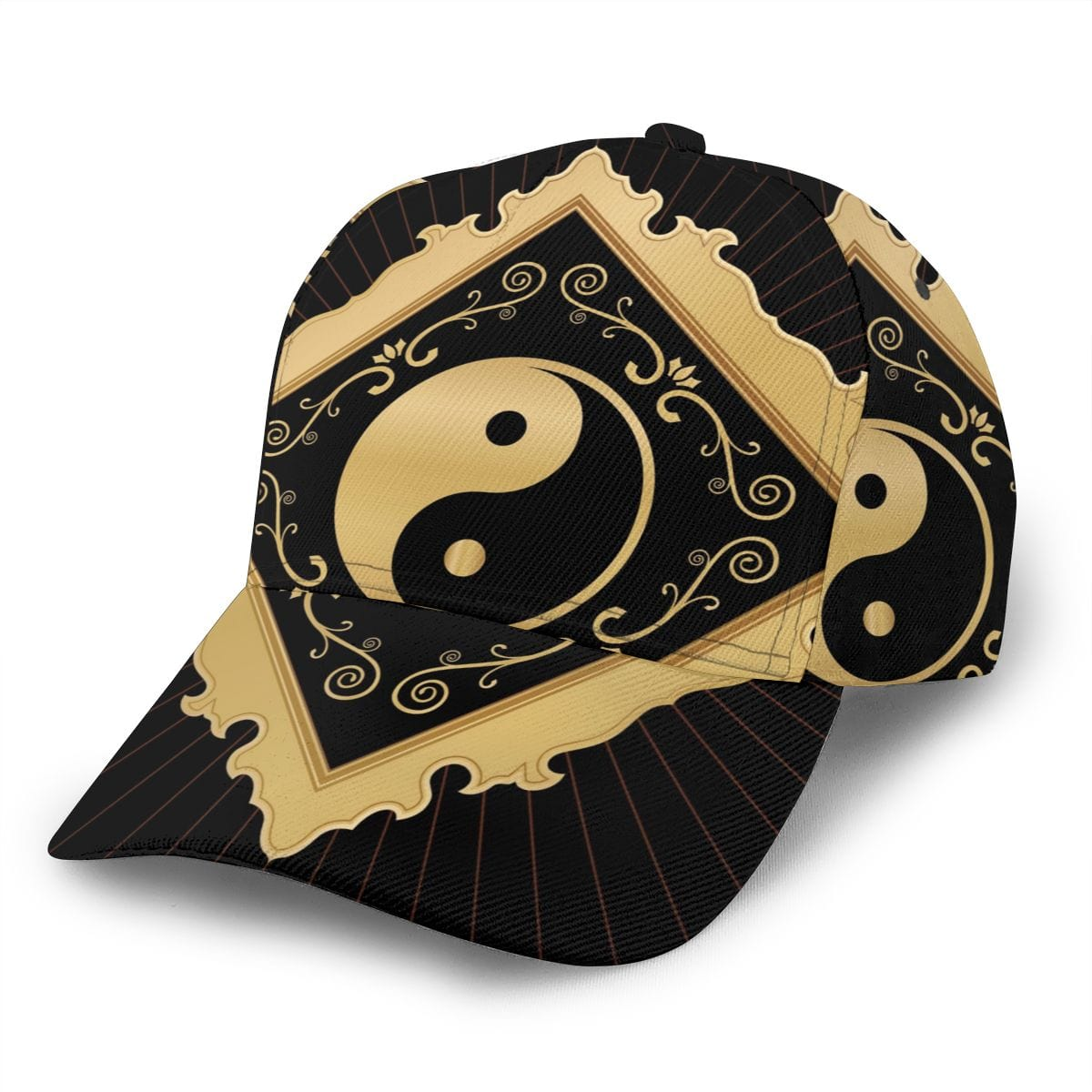 Yin and Yang Hat
