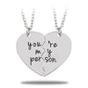 your my person necklace