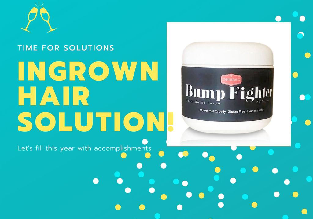 Ingrown Hair Solution