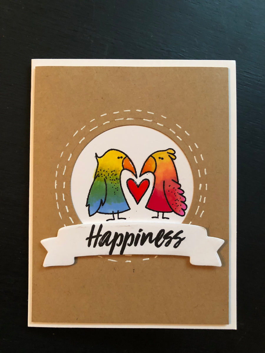 Happiness Birds