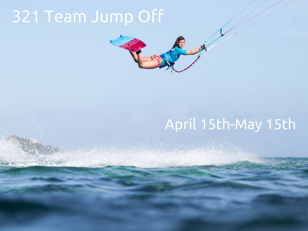 321 Kiteboarding & WOO Sports Team Contest