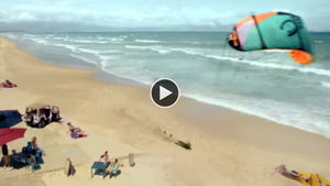 Kiteboarding is a Drag