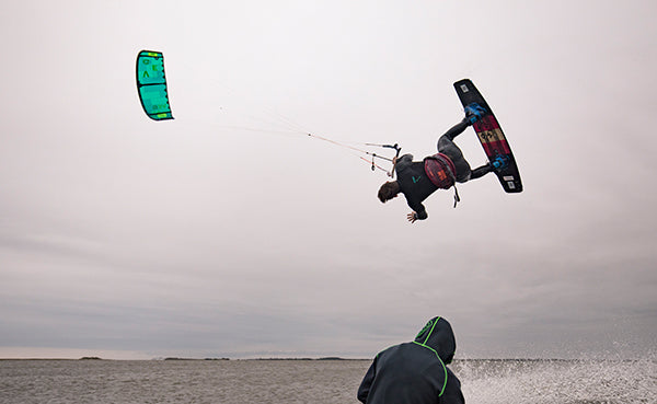 3 Reasons Why Your Kiteboarding Lines Are All Wrong