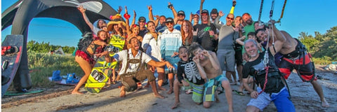 321 Kiteboarding Team