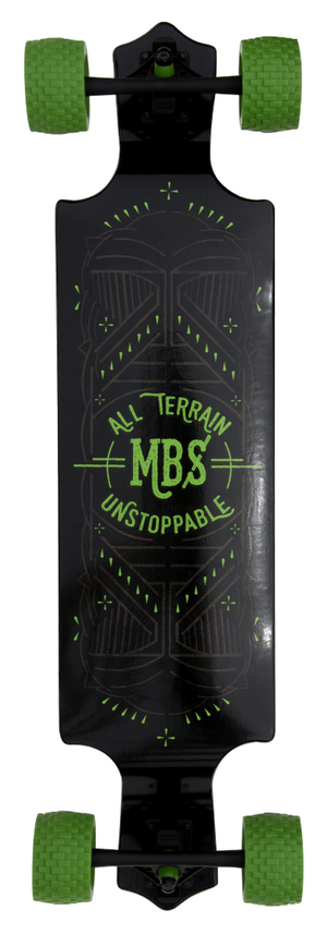 MBS All-Terrain Longboard - 321Kiteboarding & Watersports