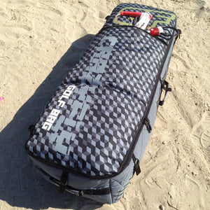 Crazy Fly Golf Travel Bag No Wheels - 321Kiteboarding & Watersports