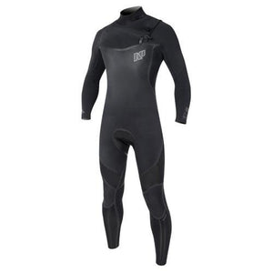 2018 NP Mission Wetsuit Front Zip 4/3 - 321Kiteboarding & Watersports