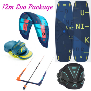 2019 Duotone Evo 12m Package - 321Kiteboarding & Watersports