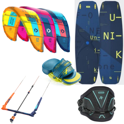 2019 Rebel Package - 321Kiteboarding & Watersports