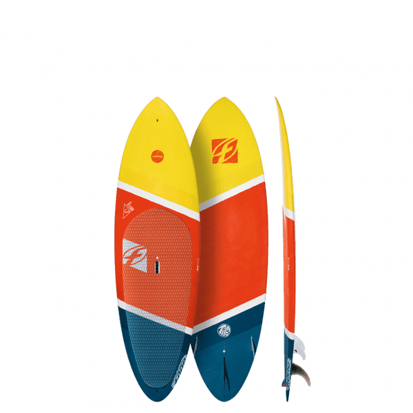 F-One Taiba - All Wave Surf Series - 321Kiteboarding & Watersports