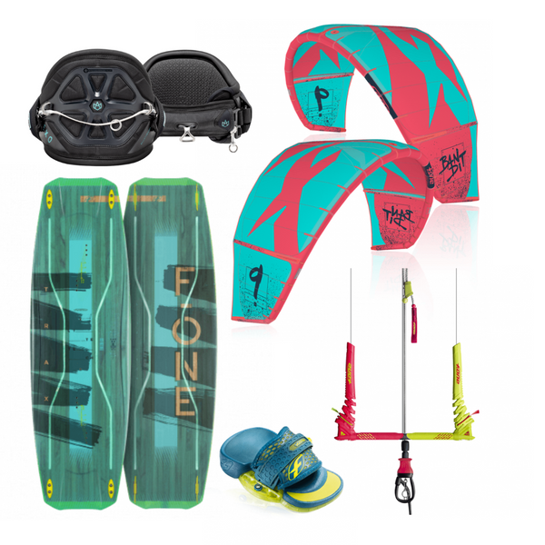 2019 F-One Bandit Complete Package - 321Kiteboarding & Watersports