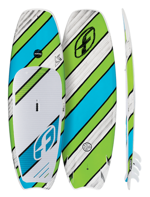 F-One Papenoo - Compact Surf Series - 321Kiteboarding & Watersports