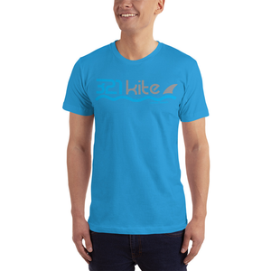 321 Kite Men's Logo Water T Shirt Short Sleeve