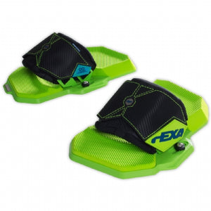 2018-2019 CrazyFly Hexa LTD Neon Bindings - 321Kiteboarding & Watersports