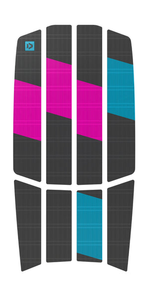 2021 Duotone Traction Pad Team-Front - 321Kiteboarding & Watersports