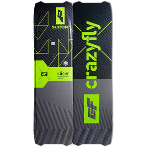 2021 Crazyfly Slicer - 321Kiteboarding & Watersports