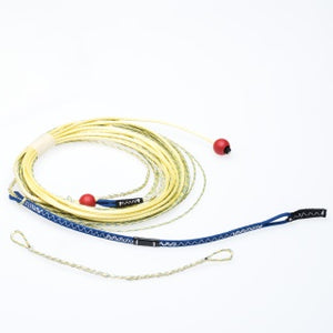 Adjustable Safety Line Above Y + Connector Line (5th until 2014) - 321Kiteboarding & Watersports