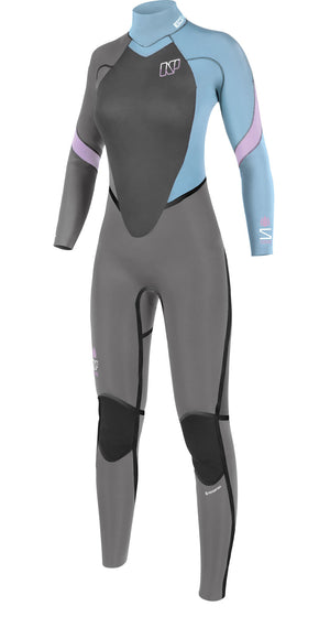 2017 NP Serene Back Zip - 321Kiteboarding & Watersports