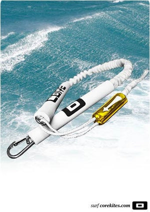 Core Sensor Pro Handlepass Leash (#17) - 321Kiteboarding & Watersports