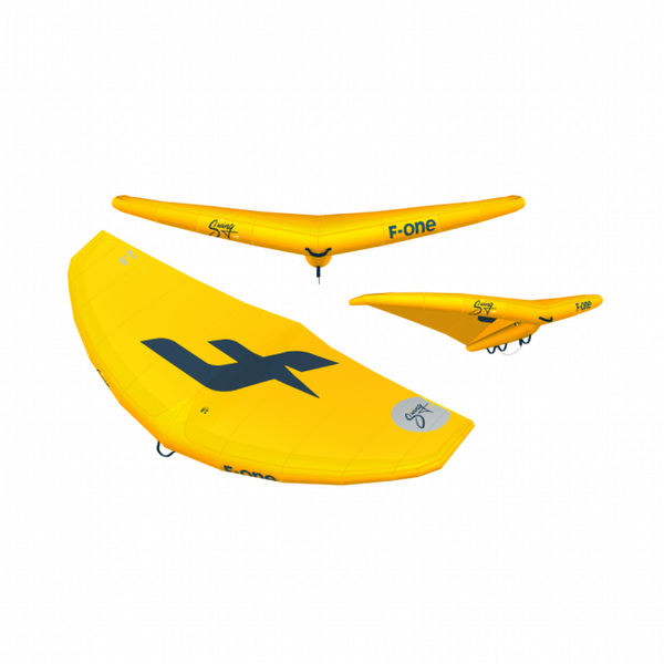 F-One Swing Wing Surfer - 321Kiteboarding & Watersports