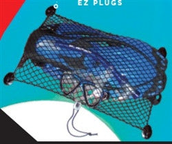 EZ Plug Deck Net - 321Kiteboarding & Watersports