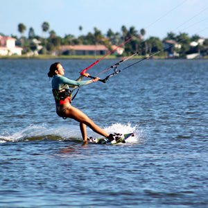"Kiteboarding Lesson 301 ""Get up Stand up"" - 321Kiteboarding & Watersports"