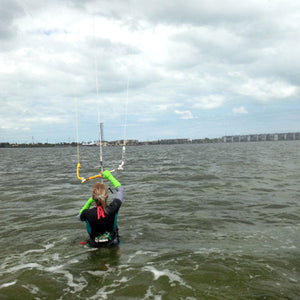 "Kiteboarding Lesson 3hr  ""Get Wet"" - 321Kiteboarding & Watersports"