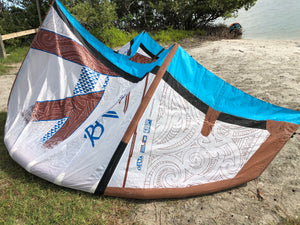 Used F-One Bandit 5 10m - 321Kiteboarding & Watersports
