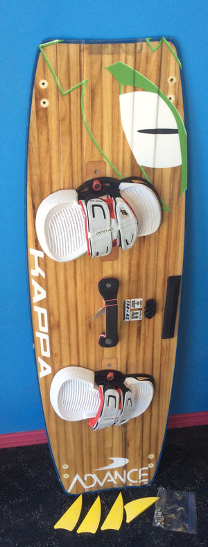 Used 2017 Kappa Advance 134x42 - 321Kiteboarding & Watersports