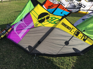 Used 2013 North Rebel 9m (With Bar) - 321Kiteboarding & Watersports
