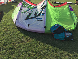 Used 2011 North Rebel 8m - 321Kiteboarding & Watersports