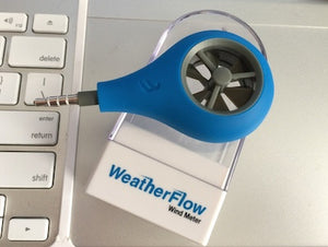 Weather Flow Wind Meter - 321Kiteboarding & Watersports
