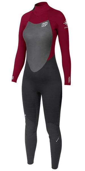 2017 NP Spark Womens Wetsuit - 321Kiteboarding & Watersports