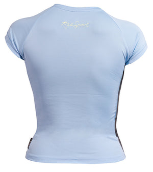 Neosports Watershirts Womens Blue - 321Kiteboarding & Watersports