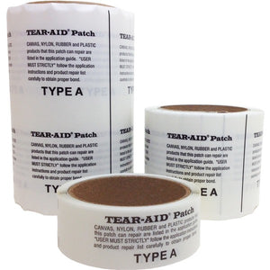Tear Aid Peel and Stick Repair Tape - 321Kiteboarding & Watersports