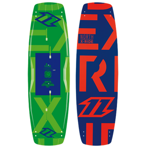 2014 North X-Ride - 321Kiteboarding & Watersports
