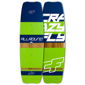 2017 Crazyfly Allround - 321Kiteboarding & Watersports
