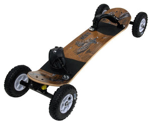 MBS Comp 95 Mountainboard - 321Kiteboarding & Watersports