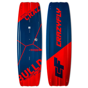 2019 Crazyfly Bulldozer - 321Kiteboarding & Watersports
