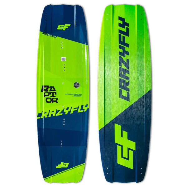2019 Crazyfly Raptor - 321Kiteboarding & Watersports