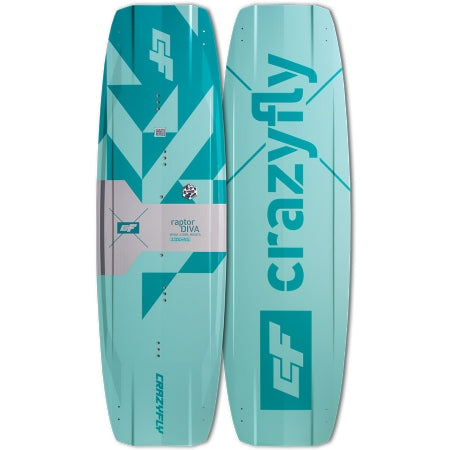 2021 Crazyfly Raptor Diva - 321Kiteboarding & Watersports