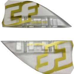 CrazyFly Razor Fins (set of 4)