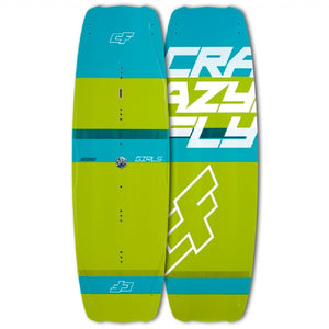 2017 CrazyFly Girls Kiteboard - 321Kiteboarding & Watersports