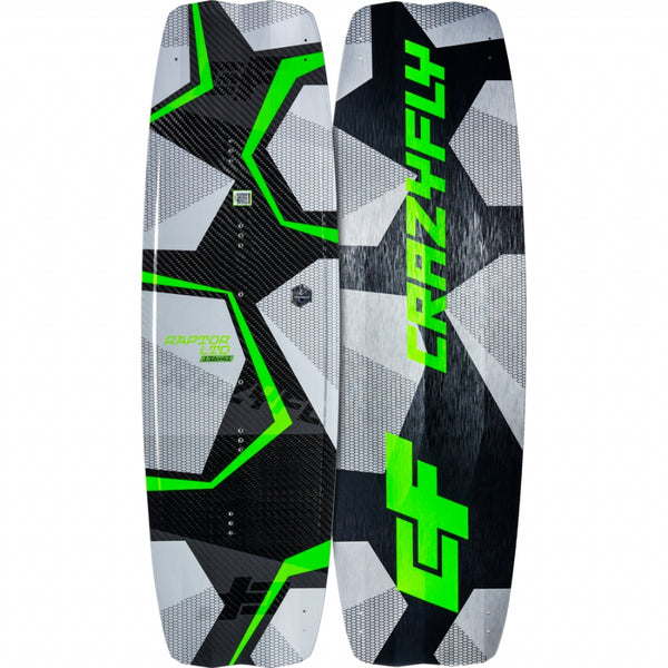 2019 Crazyfly Raptor LTD Neon - 321Kiteboarding & Watersports