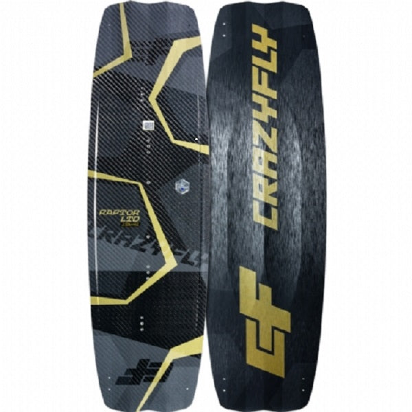 2019 Crazyfly Raptor LTD - 321Kiteboarding & Watersports