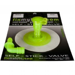 Self Stick Valves - 321Kiteboarding & Watersports - 17