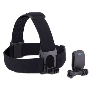 GoPro Head Strap - 321Kiteboarding & Watersports