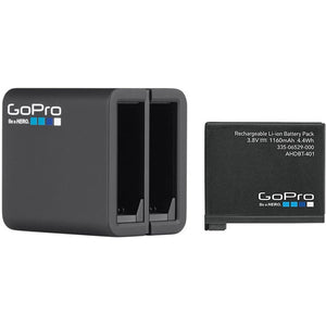 GoPro Hero 4 Dual Battery Charger + Battery - 321Kiteboarding & Watersports