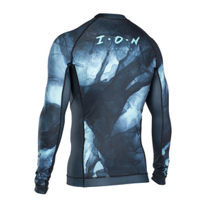ION Rashguard Men Maze LS - 321Kiteboarding & Watersports