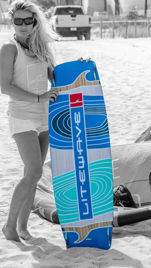 2019 Litewave Kick-S - 321Kiteboarding & Watersports